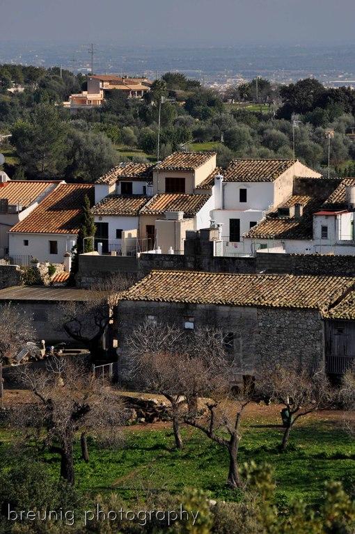 tiny village