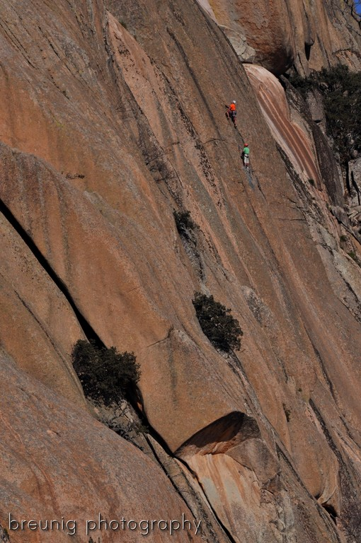 paradise for rock climbers