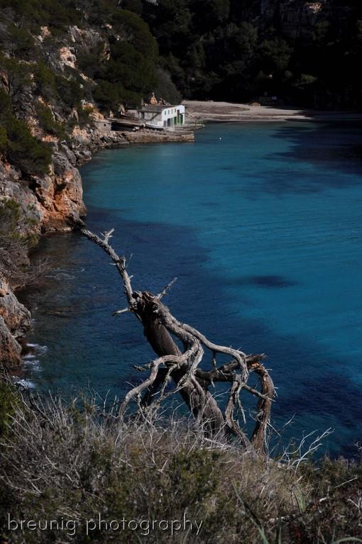 coast hike at cala pi I - the most favourite one at mallorca
