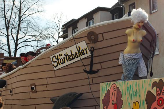 Karneval in Oberhausen, Störtebeker