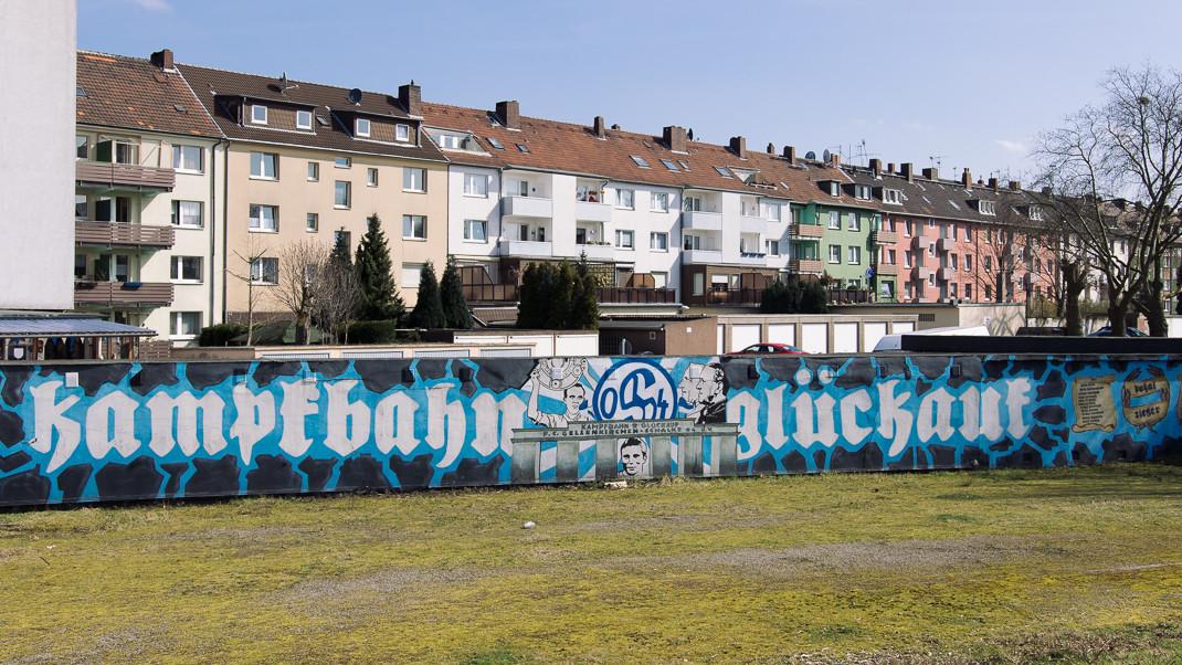 Glückaufkampfbahn Gelsenkirchen