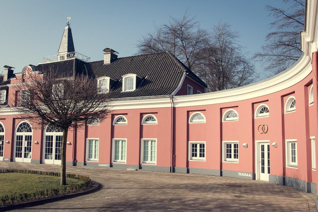 Schloss Oberhausen Trausaal