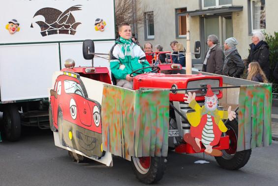 Karneval in Oberhausen