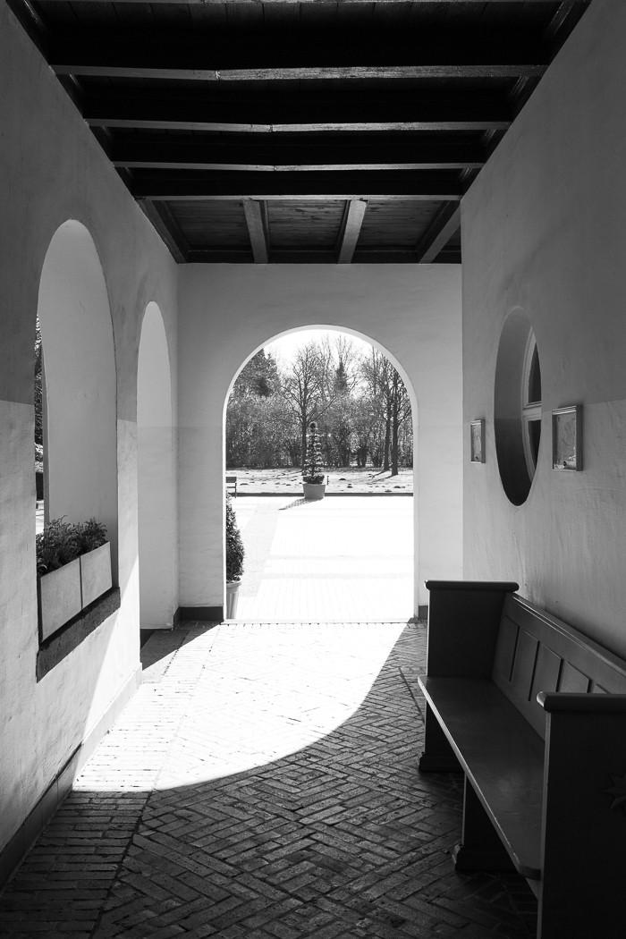 Kapelle Westfriedhof Oberhausen