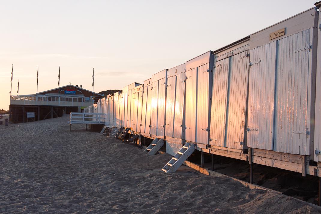 Zoutelande, Strand, Sonnenuntergang, Sand, Himmel, Abendlicht