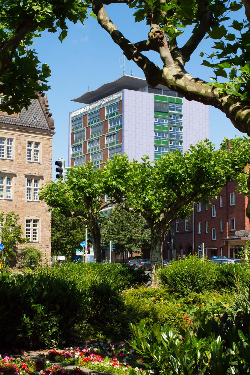 Oberhausen, Wiege der Ruhrindustrie. Gewinn WAZ Fotowettbewerb