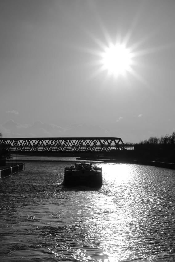 Rhein Herne Kanal, Oberhausen