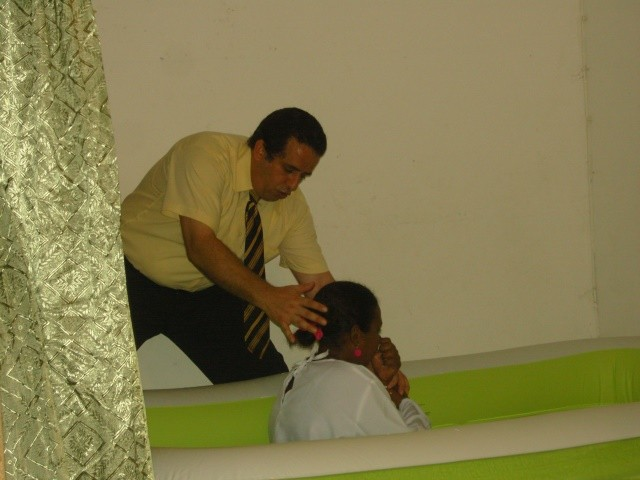Baptême Wendy (Mai 2010)