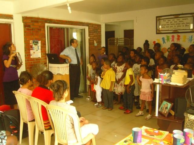 Petites Écoles Bibliques de Vacances