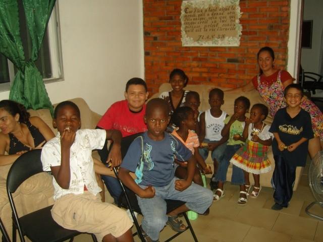 Un des premiers culte (Octobre 2008)