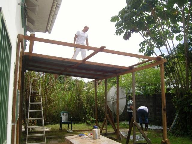 2° construcción detras de la casa (Dic 2010- Ene 2011)