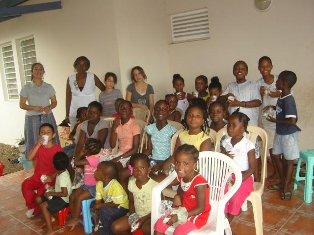 Ecole Biblique de Vacances aux Rivages (Aout 2010)