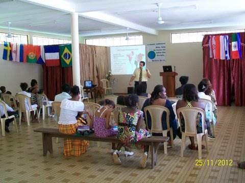 1° Conférence Missionnaire
