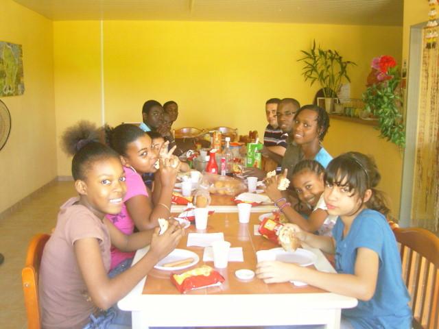 Mini Campement de Jeunes