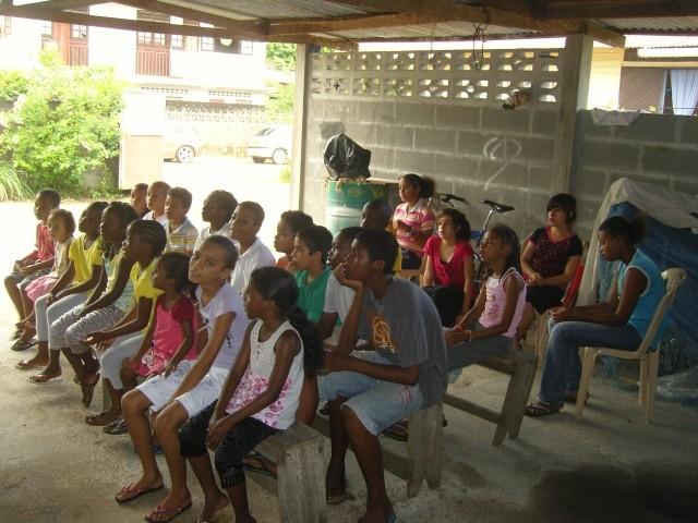 Petites Écoles Bibliques de Vacances (Quartier)