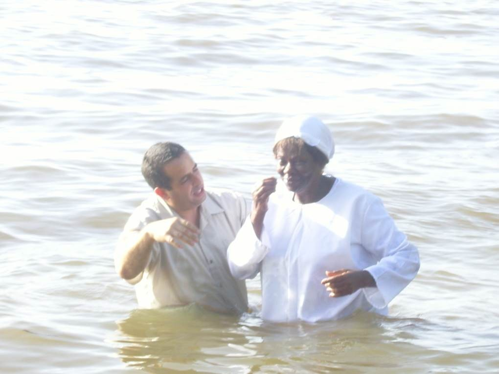 Baptism Gilberte