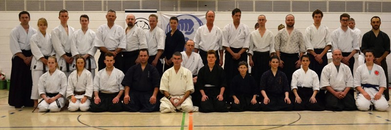 Wado and TSYR Seminar with Toby Threadgill and Kaki Kawano, February 06 - 07, 2016 in Berlin: TSYR Group