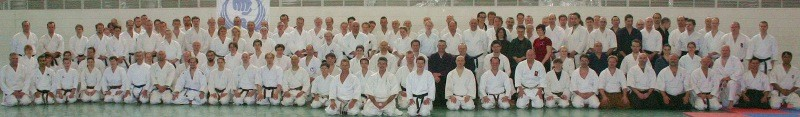 Wado and TSYR Seminar with Toby Threadgill and Robbie Smith 22 and 23 February 2014 in Berlin, Group