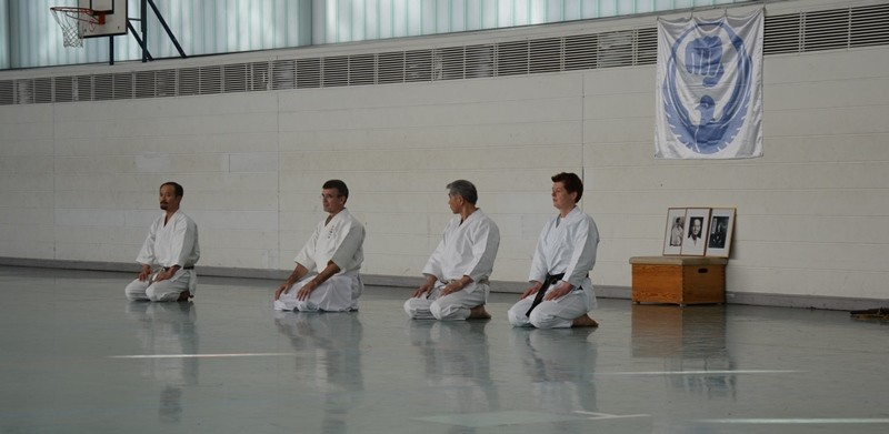 Wado and TSYR Seminar with Toby Threadgill and Kaki Kawano, 21 and 22.02.2015 in Berlin