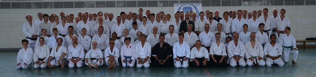 Wado and TSYR Pentecost Seminar 2014 in Berlin, Group