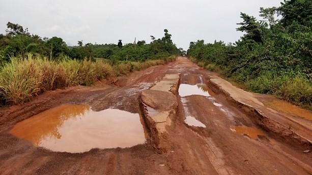 Route en guinée conakry