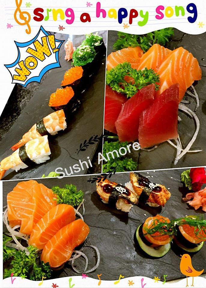 Sushi Amore en Tenerife