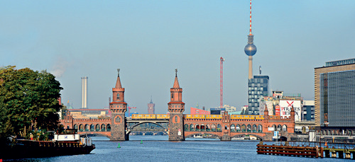 Oberbaumbrücke Apartments in Berlin
