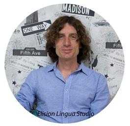 Rob репетитор носитель английского языка. Москва. Elision Lingua Studio. Английский с носителем индивидуально.