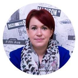 Amanda преподаватель носитель английского языка