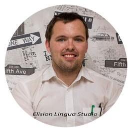 Nathan преподаватель лингвист носитель языка из Великобритании.