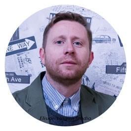 Benjamin преподаватель носитель английского языка из Манчестера