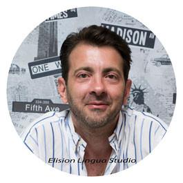 Franck репетитор носитель французского языка. Москва. Elision Lingua Studio. Курсы бизнес французского с носителем языка