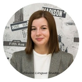 Amy преподаватель носитель языка из США