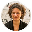 Marina репетитор носитель итальянского языка. Москва. Elision Lingua Studio. Итальянский с носителем языка