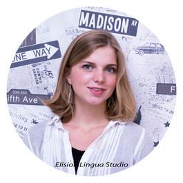 Clara репетитор носитель французского языка. Москва. Французский язык с носителем языка.