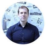 Eric репетитор носитель английского языка. Москва. Elision Lingua Studio. Носители английского языка