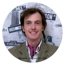 Christopher преподаватель носитель английского языка из Великобритании.