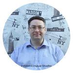 Tom репетитор носитель английского языка. Москва. Elision Lingua Studio. Носители английского языка