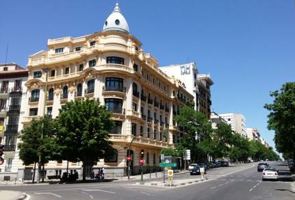 Consulta en Alonso Martínez, Madrid.
