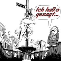 Cartoon by LATUFF (mit Textmontage)