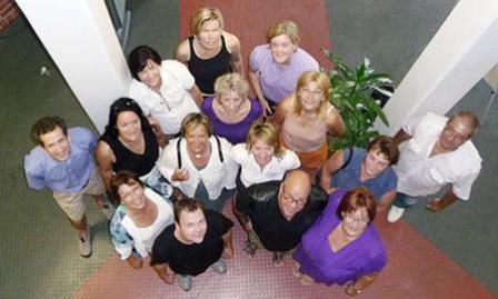 Gruppenfoto Senioren-Assistenten Kiel