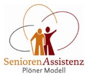 Logo Senioren-Assistenz Plöner Modell