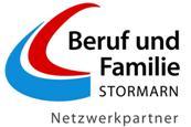 Logo: Beruf und Familie