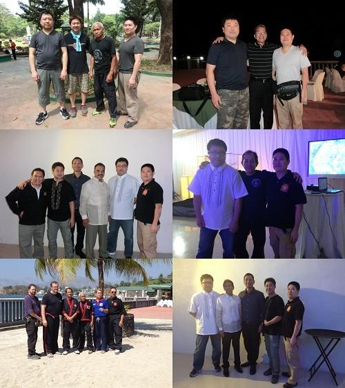 2014年第7回FMAフェスティバルにてグランドマスター達と