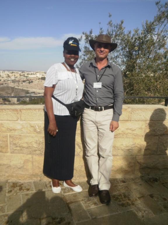 Туристка из Кении