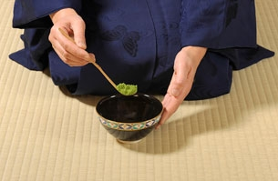 No visit to Japan is complete without experiencing a tea-ceremony. BUT: you actually do not have to travel this far.