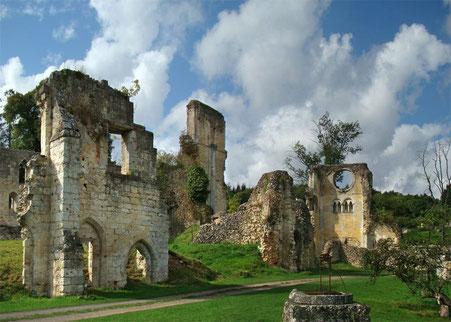 Ruines Mortemer