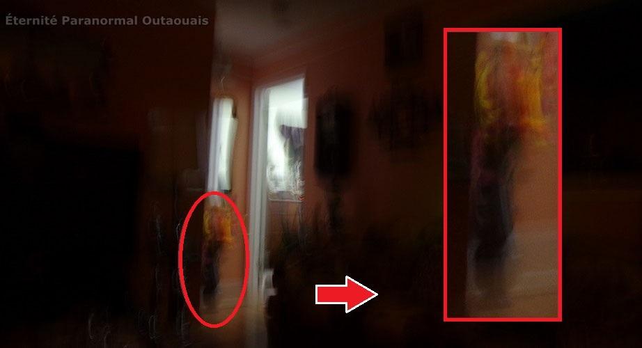 Est-ce que Michel a capté un esprit dans sa maison?