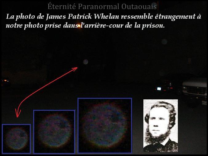 Une photo qui ressemble étrangement à Patrick Whelan apparemment accusé de meurtre dont il a toujours plaidé non coupable jusqu'au jour de sa mort par pendaison.