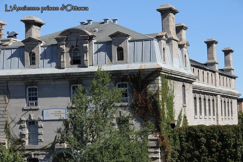 L'ancienne prison d'Ottawa